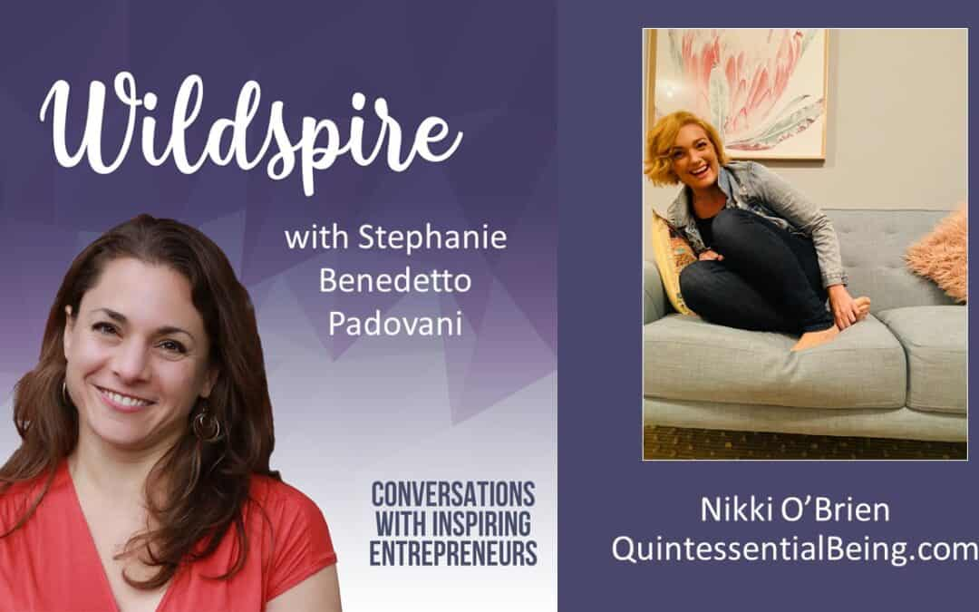How to Use the Power of Conversation & Story For Impact & Transformation with Nikki O'Brien