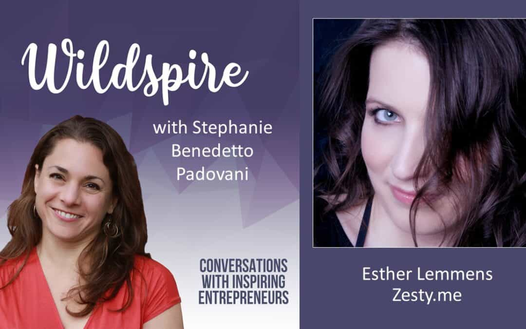 Gender Inclusivity, Relentless Self-Expression and Breaking the Rules of Business – Wildspire Podcast With Esther Lemmens