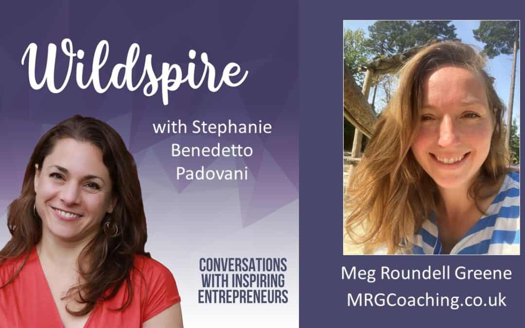 Finding Space & Grace In the Midst of a Busy Life with Meg Roundell Greene