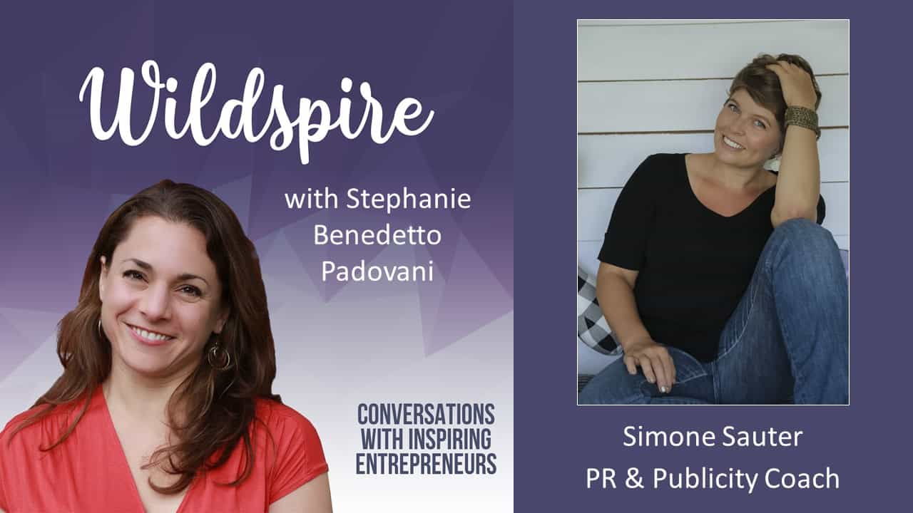 Free PR & Publicity for coaches with Simone Sauter