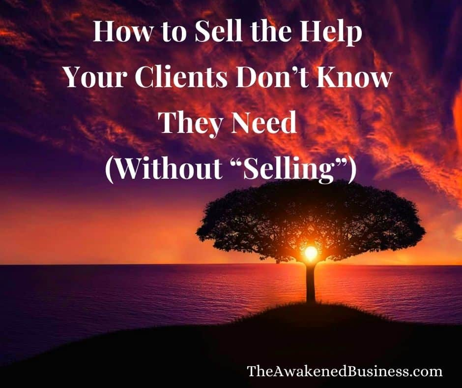 Coaching Clients Without Selling
