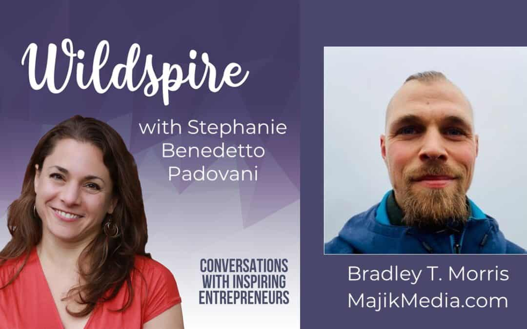Creating an Online Course, Going Viral, Failure & Dragons! with Bradley T. Morris