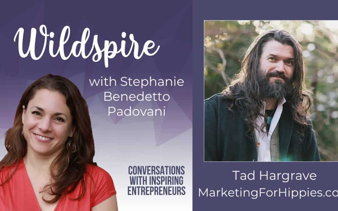 Hub Marketing For Coaches & Changemakers, Niching & Dating Advice, Tad Hargrave
