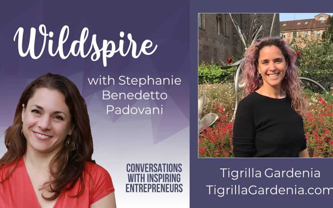 Conscious Business Ecosystem Evolution & the Music of Plants, with Tigrilla Gardenia