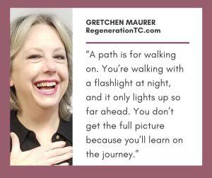 Gretchen Maurer Quote