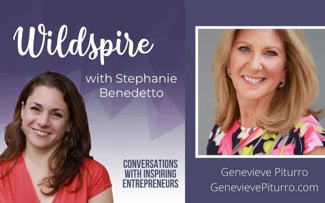 How to Find Your Purpose, Passion & Pajamas with Genevieve Piturro
